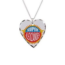 Super Alexzander Necklace
