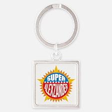 Super Alexzander Keychains