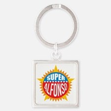 Super Alfonso Keychains