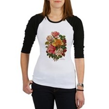 Victorian Roses Bouquet Vinta Shirt