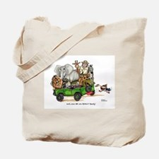 WE are READY too! Tote Bag