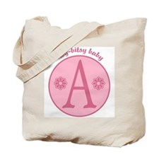 Baby A Tote Bag