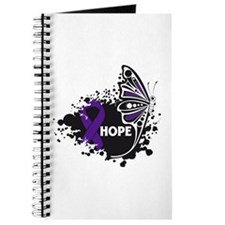 Epilepsy Hope Butterfly Journal