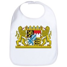 The coat of arms of the German state of Bavaria Bi