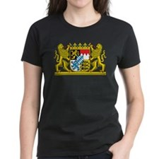 The coat of arms of the German state of Bavaria T-