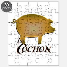Le Cochon Puzzle