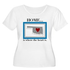 OK Home Plus Size T-Shirt