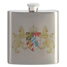 Coat of arms of the Kingdom of Bavaria Flask