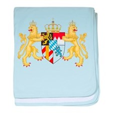 Coat of arms of the Kingdom of Bavaria baby blanke