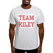 TEAM KILEY  Ash Grey T-Shirt