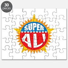 Super Ali Puzzle