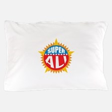 Super Ali Pillow Case