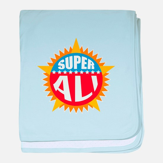Super Ali baby blanket