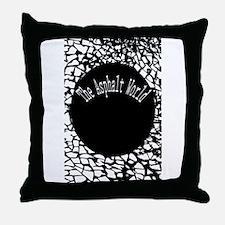 The Asphalt World Throw Pillow