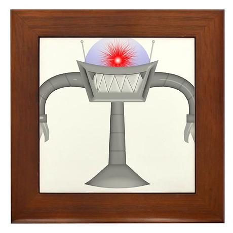 Mad Robot Framed Tile