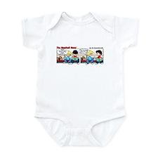 Little Furry Things! Infant Bodysuit