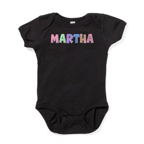 Martha Pastel Rainbow Baby Bodysuit