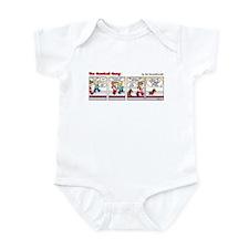 Boys are Stupid comic! Infant Bodysuit