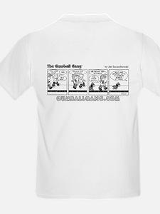 Boys are Stupid comic! Kids T-Shirt