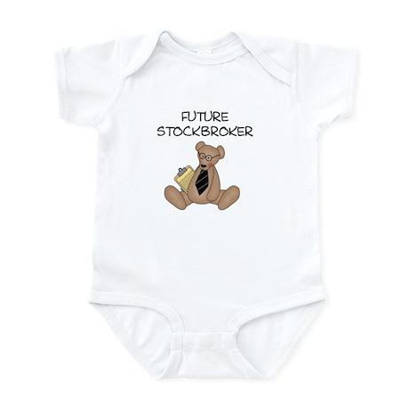 Future Stockbroker Infant Bodysuit