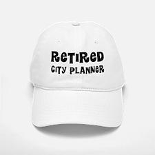 Retired City Planner Gift Baseball Baseball Baseball Cap