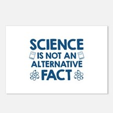 Science Postcards (Package of 8)