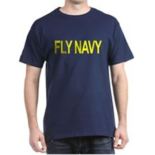 Fly Navy T-Shirt
