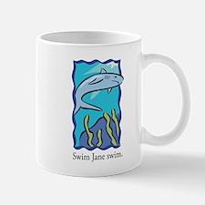 Swim Jane swim. Mug