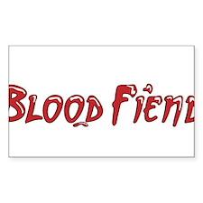 Blood Fiend Decal