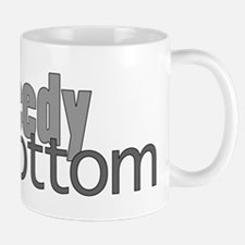 Greedy Bottom Mug