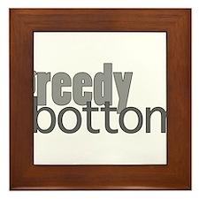 Greedy Bottom Framed Tile