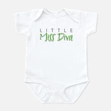 Little Miss Diva Infant Bodysuit