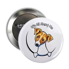 "Jack IAAM Off-Leash Art™ 2.25"" Button"