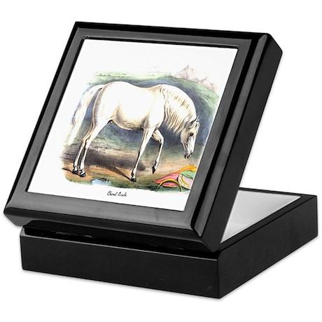 PL1 Horse Keepsake Box