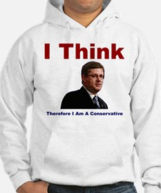 I Think Conservative Hoodie