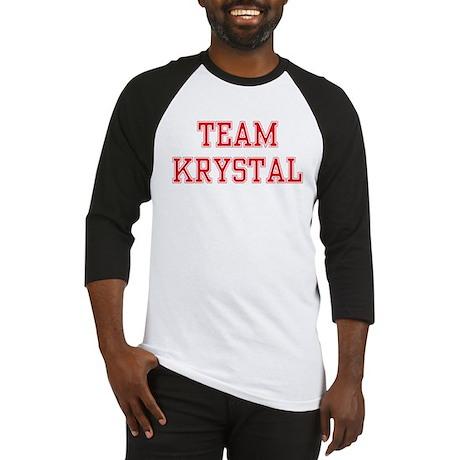 TEAM KRYSTAL Baseball Jersey