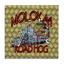 Molokai coaster Tile Coaster
