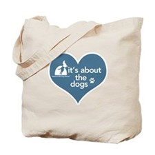 National Mill Dog Rescue Tote Bag