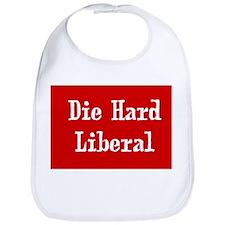 Die Hard Liberal Bib