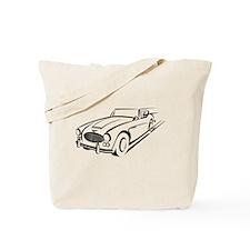 British Classic Muscle B Tote Bag