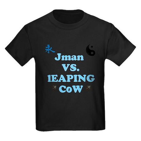 Jman vs. Leapingcow T-Shirt