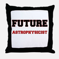 Future Astrophysicist Throw Pillow