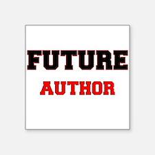 Future Author Sticker