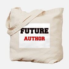 Future Author Tote Bag