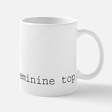 Blouse Definition Mug