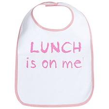 Lunch is on me! Bib