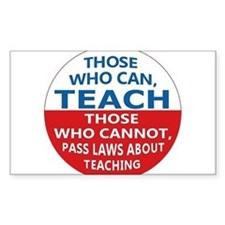 Those Who Can Teach Decal
