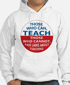 Those Who Can Teach Hoodie