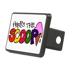 Here's the Scoop Hitch Cover
