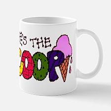 Here's the Scoop Mug